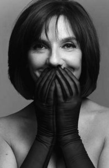 Portrait of SOPHIE CALLE | Bernardaud