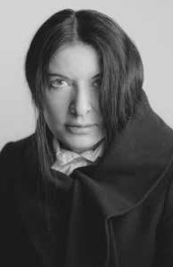 Portrait of MARINA ABRAMOVIC | Bernardaud