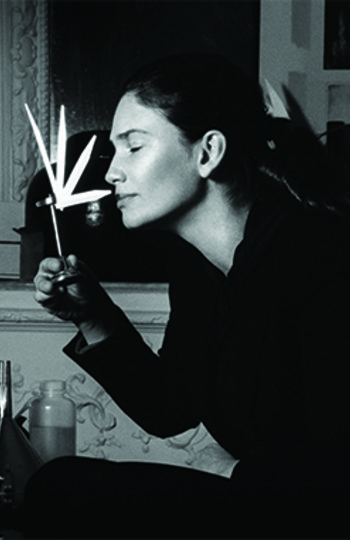 肖像画 オリヴィア・ジャコベッティ|ベルナルドー