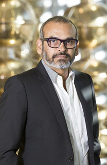 Portrait of Subodh Gupta | Bernardaud