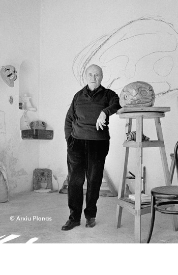 Portrait of Joan Miró | Bernardaud