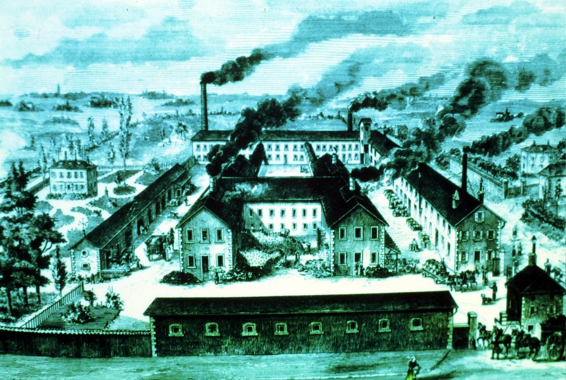 Plaque 1863