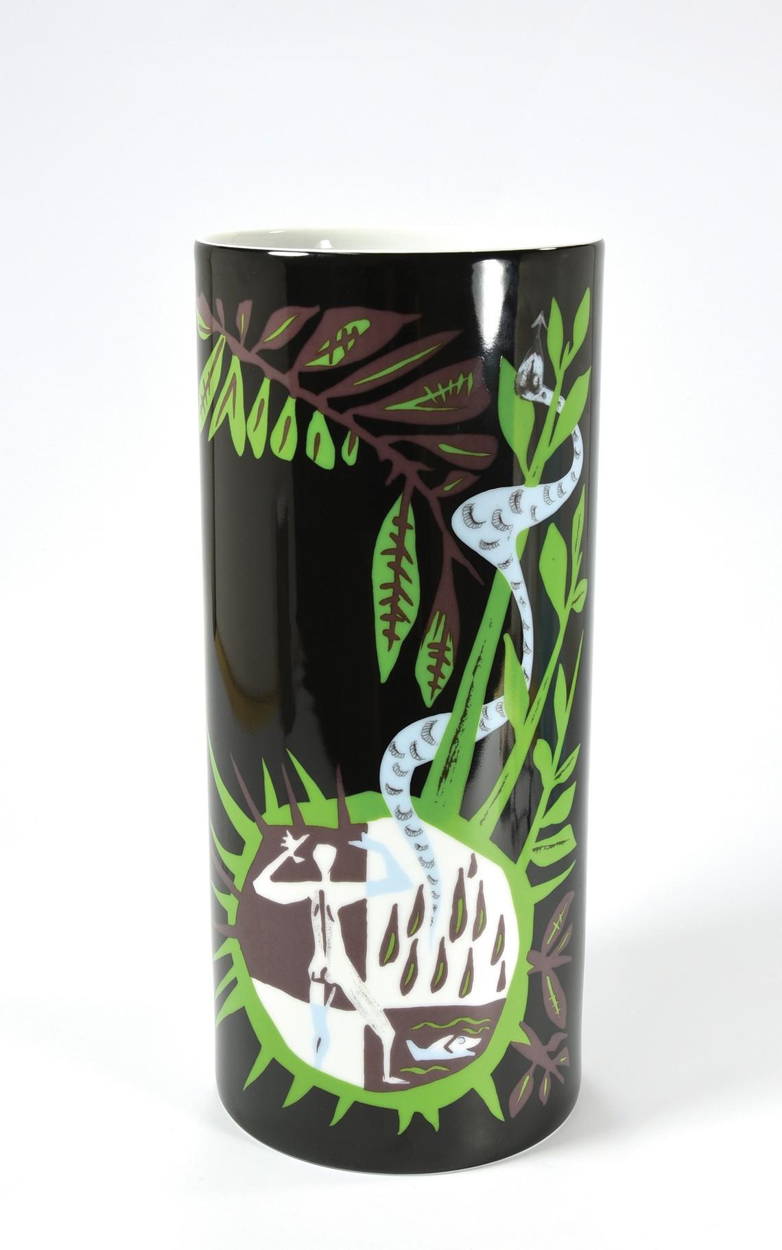Lacreationdumonde vase
