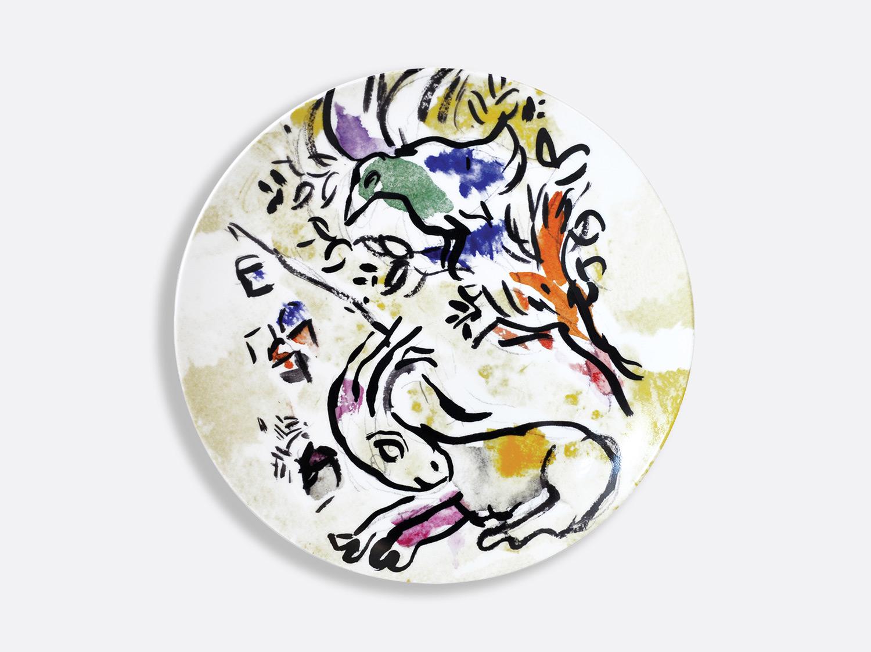 Vitrauxhadassah assiette27 jaune ane marcchagall %c2%a9 adagp  paris  2020   chagall