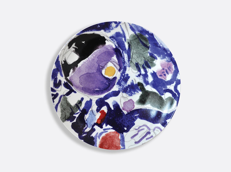 Vitrauxhadassah assiette21 bleu fonce marcchagall %c2%a9 adagp  paris  2020   chagall