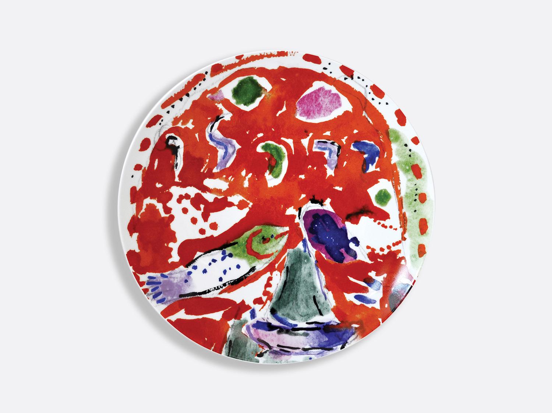 Vitrauxhadassah assiette21 rouge marcchagall %c2%a9 adagp  paris  2020   chagall