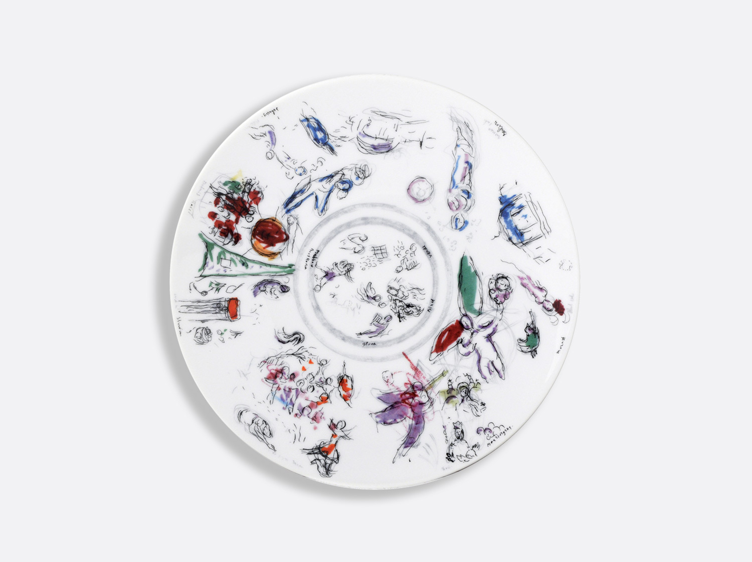 Collectionmarcchagall assiette21opera1 %c2%a9 adagp  paris  2020   chagall