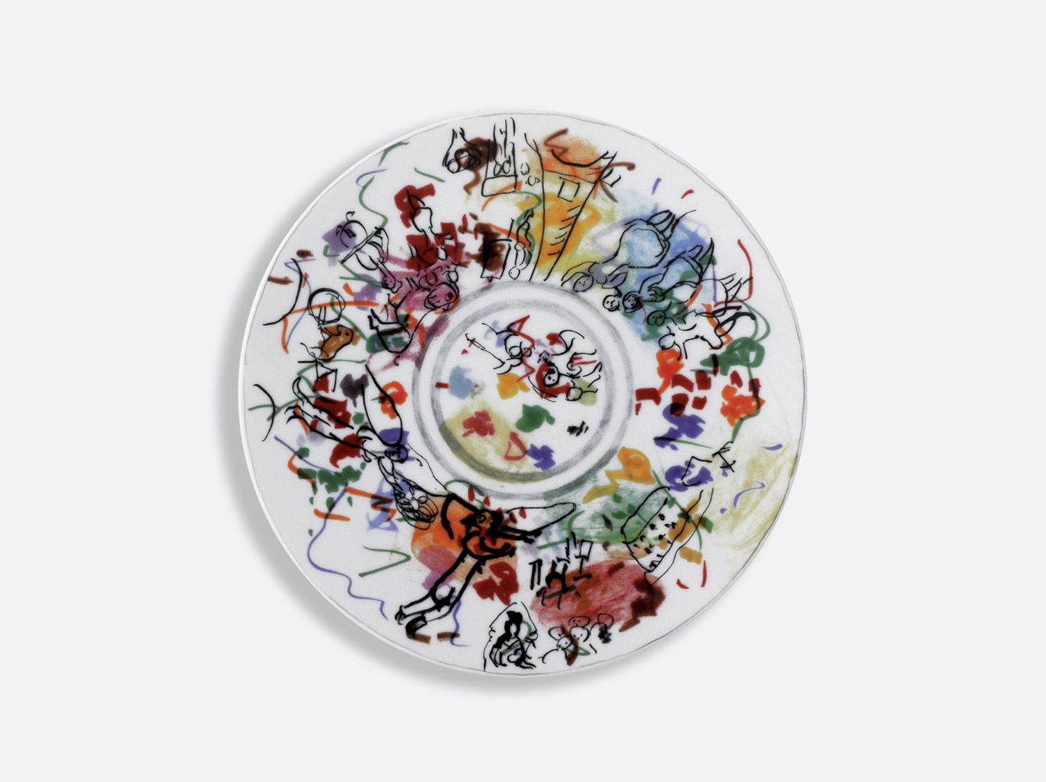 Collectionmarcchagall assiette21opera6 %c2%a9 adagp  paris  2020   chagall