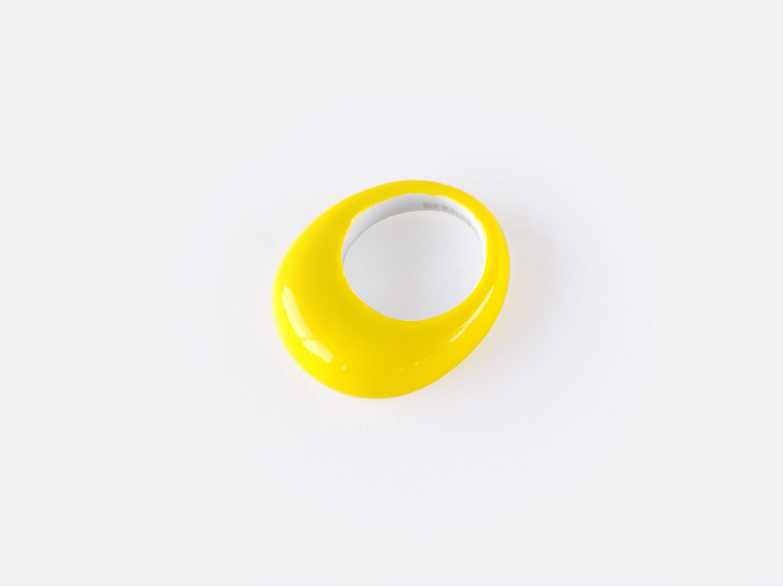 Bagueanneau jaune