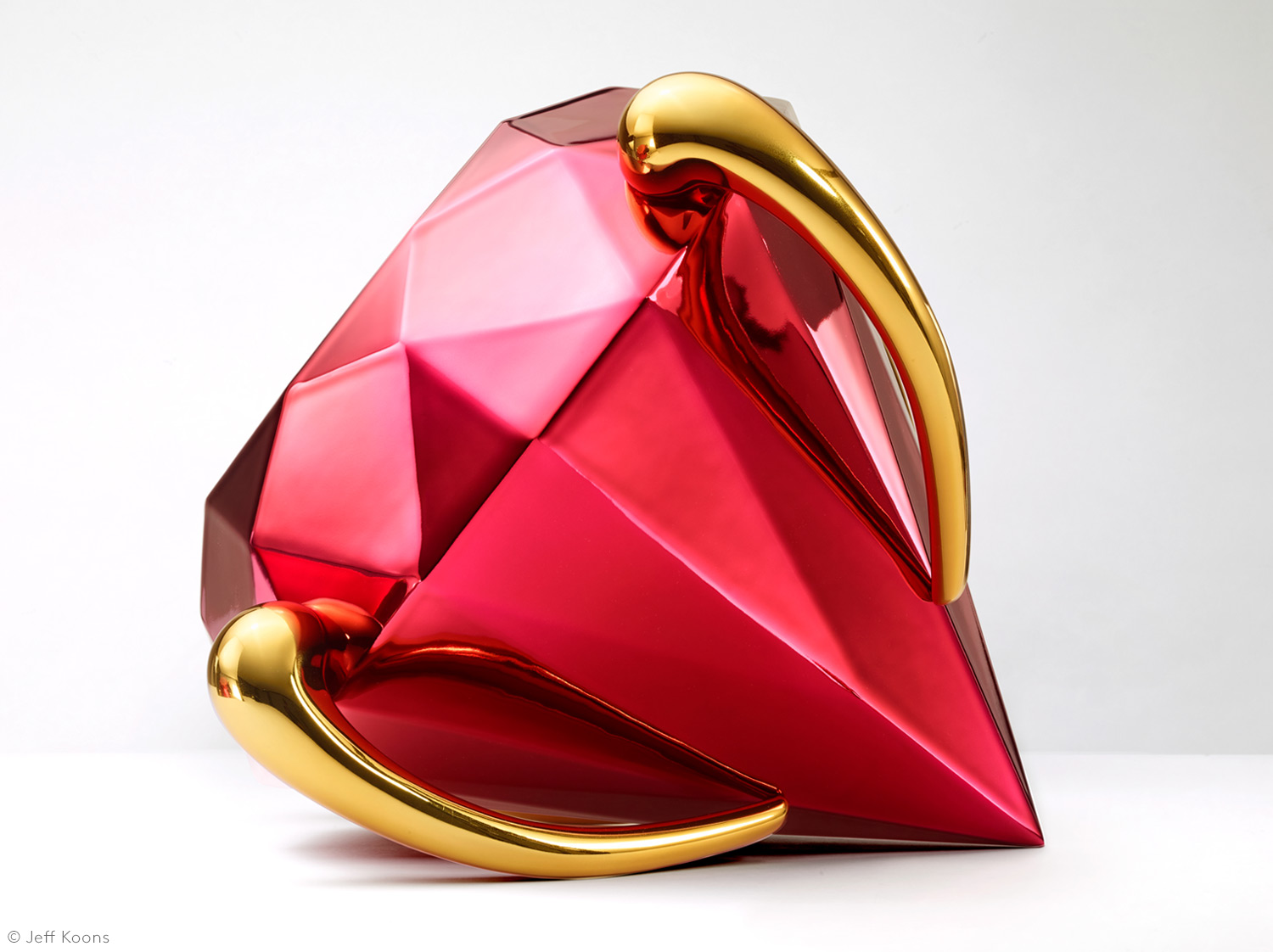 Diamond %28red%29 2020 %c2%a9 jeff koons profil