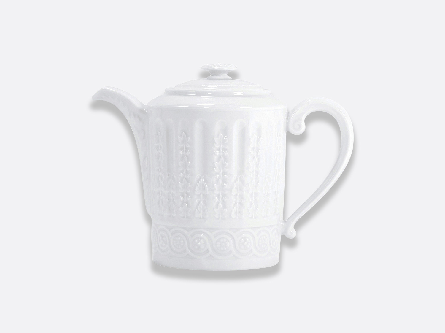 China Coffee pot 12 cups 1 l of the collection Louvre | Bernardaud