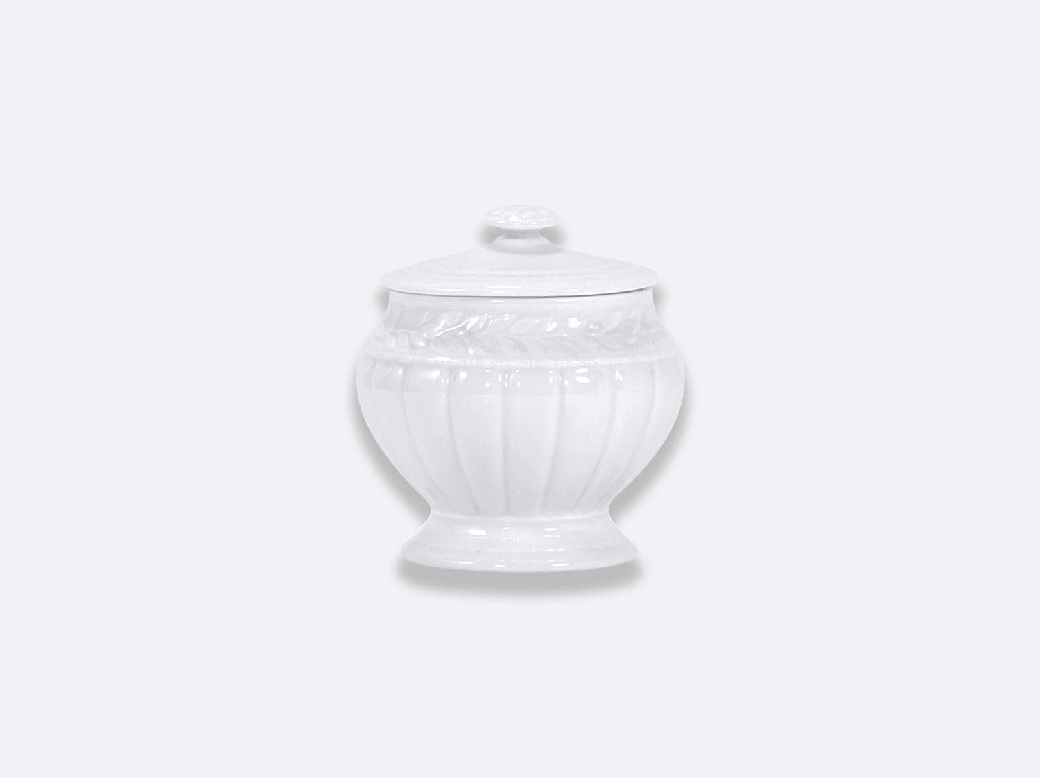 China Sugar bowl 25 cl of the collection Louvre | Bernardaud