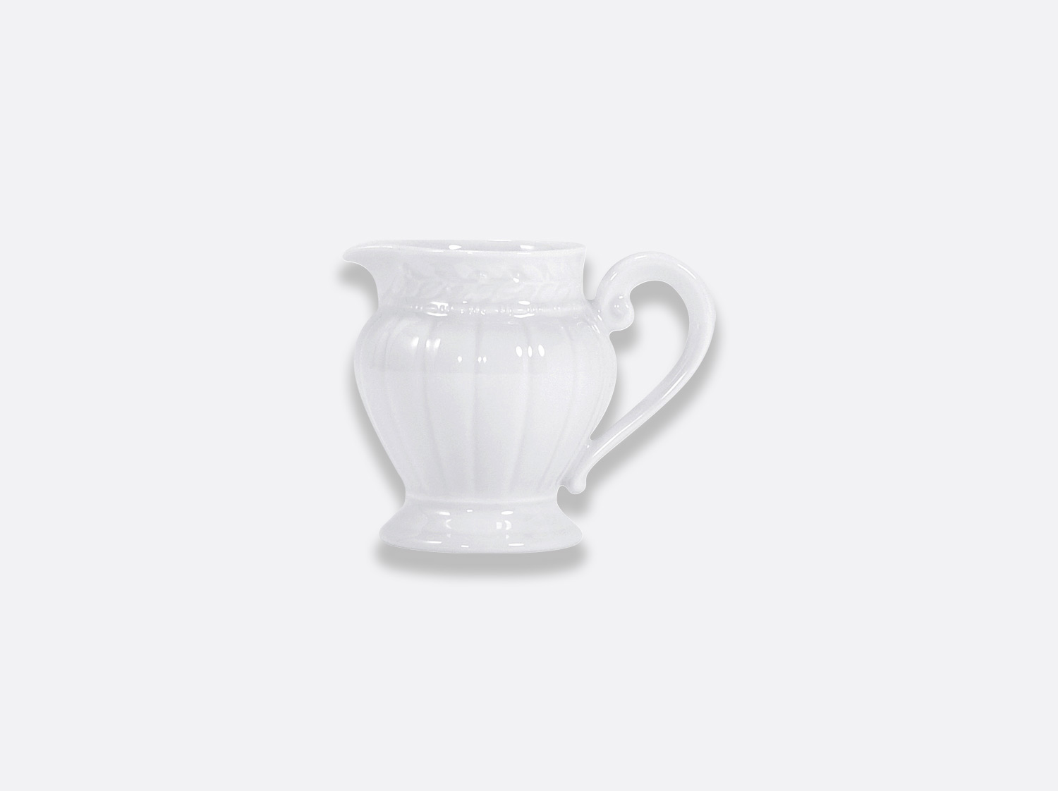 Crémier 15 cl en porcelaine de la collection Louvre Bernardaud