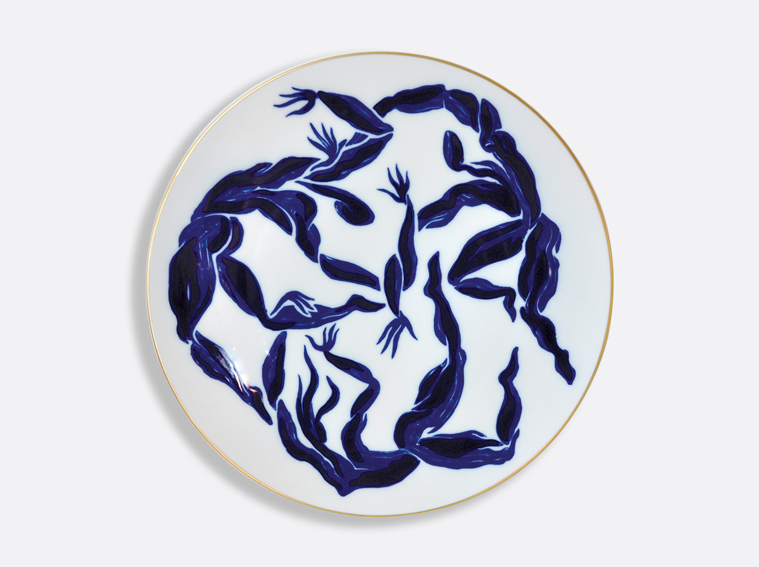 China Coupe bacchanale - large - 36 cm of the collection Bacchanale | Bernardaud