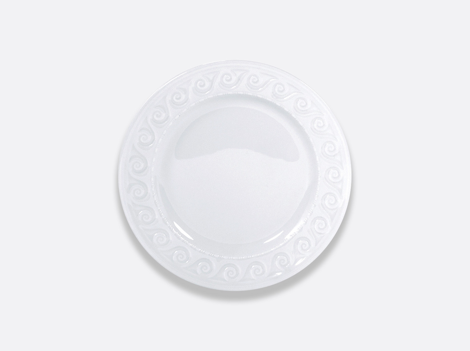 """China Bread and butter plate 6.3"""" of the collection Louvre 