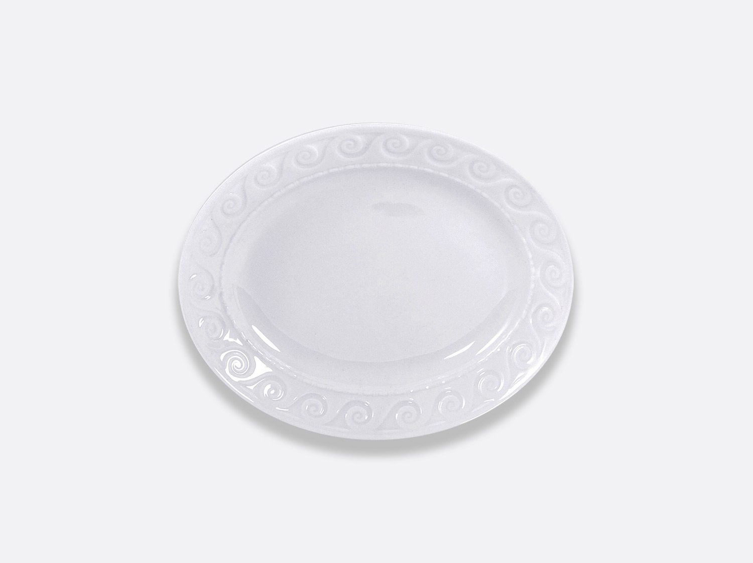 China Relish dish 20 cm x 16 cm of the collection Louvre | Bernardaud