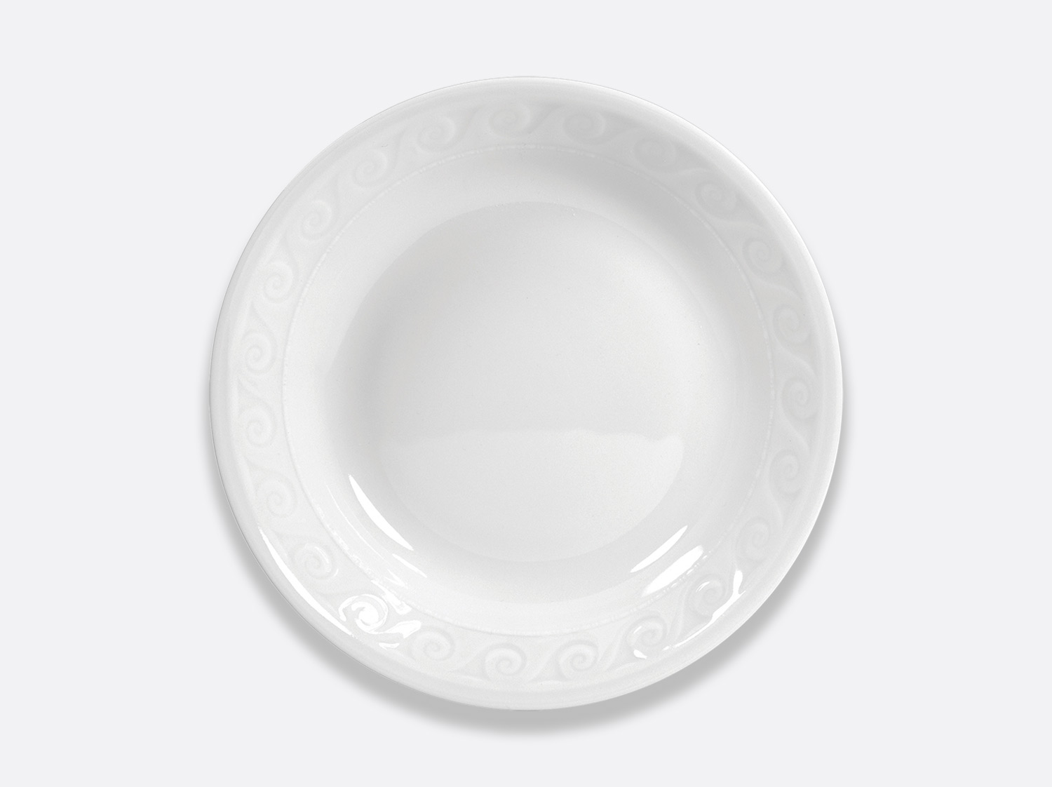 """China Open vegetable bowl 9.6"""" 27 oz of the collection Louvre 