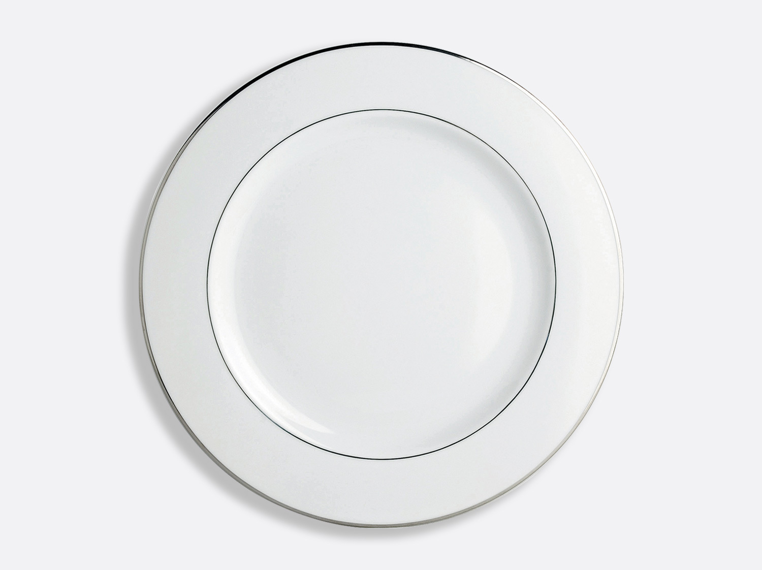 China Service plate 29,5 cm of the collection Cristal | Bernardaud