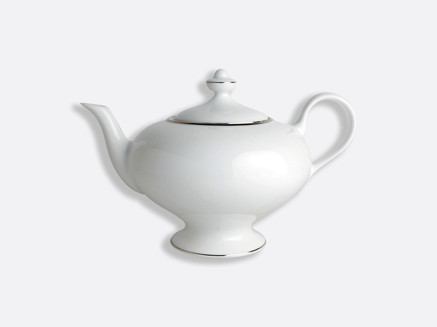 China Teapot 12 cups 75 cl of the collection Cristal | Bernardaud