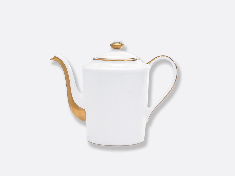 Cafetière 12 tasses 1 L en porcelaine de la collection Palmyre Bernardaud