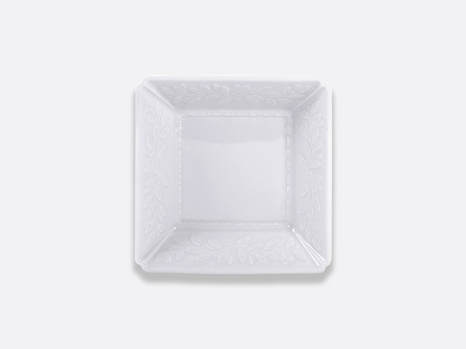 China Square dish 13 cm x 13 cm of the collection Louvre | Bernardaud