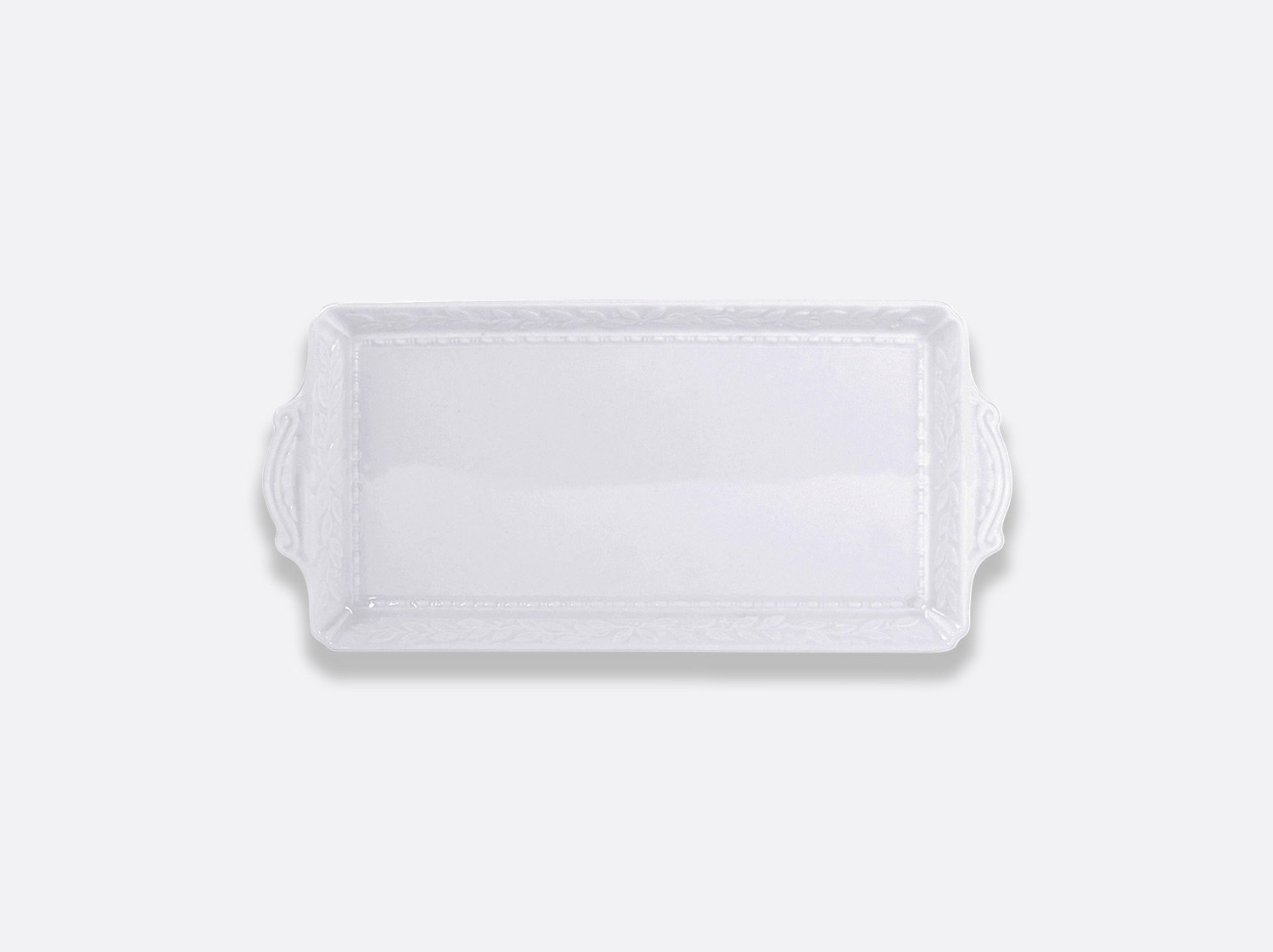 China Valet tray - small 27 cm x 13 cm of the collection Louvre | Bernardaud
