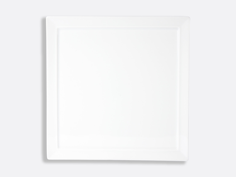 China Tonga square plate 29.5 x 29.5 cm of the collection Fusion | Bernardaud