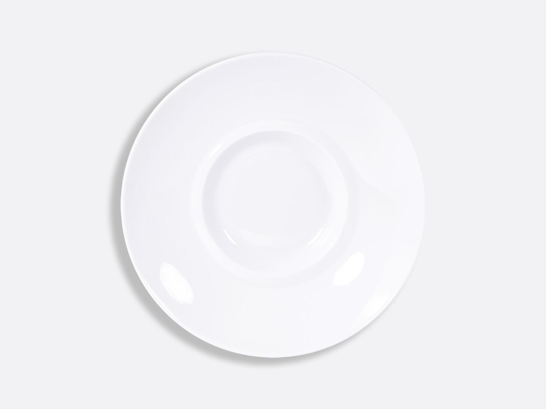 Assiette creuse Shogun 26 cm en porcelaine de la collection Fusion Bernardaud