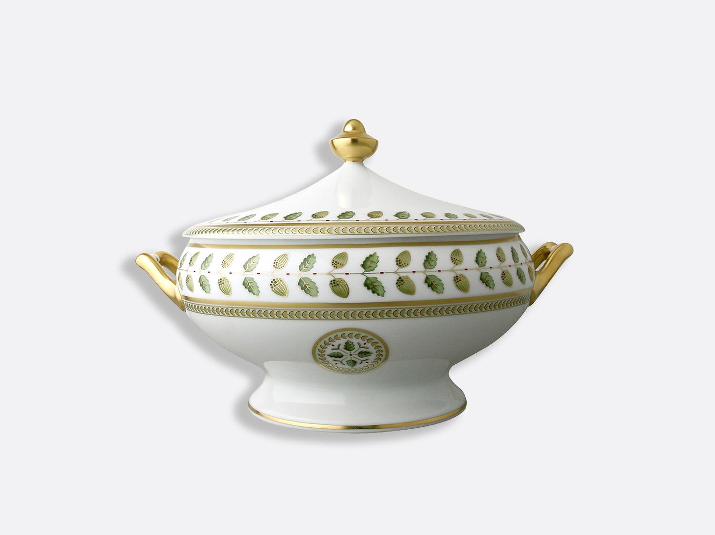 Soupière 2 L en porcelaine de la collection Constance Bernardaud