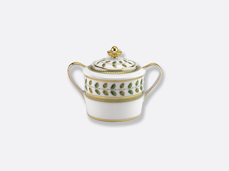 Sucrier 6 tasses 20 cl en porcelaine de la collection Constance Bernardaud