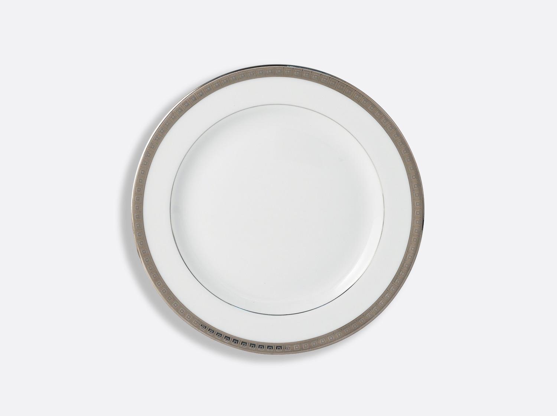 China Dessert plate 19 cm of the collection Athéna platinum | Bernardaud