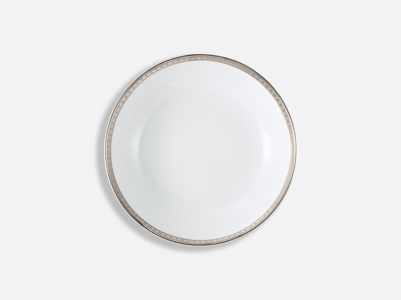China coupe soup 19 cm of the collection Athéna platinum   Bernardaud