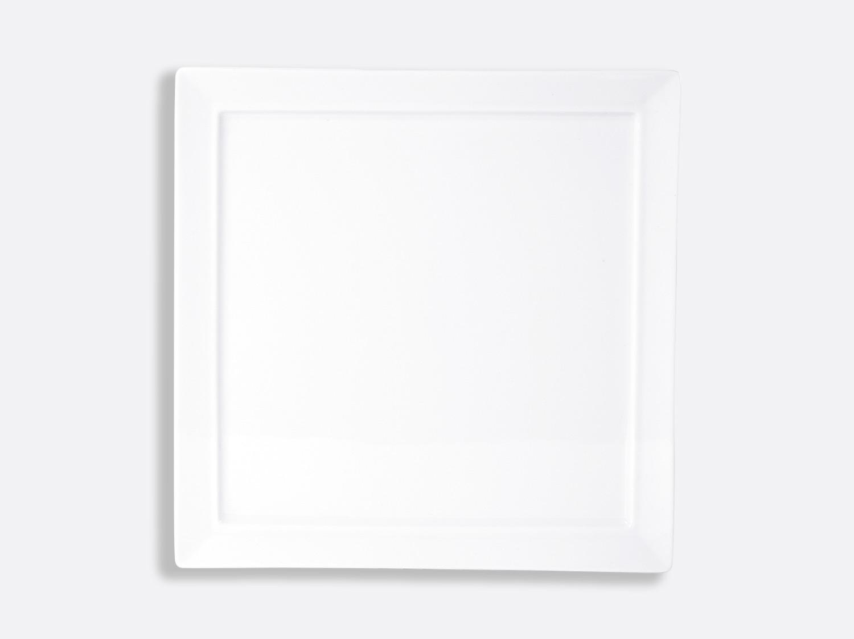 China Fidji square plate 26 x 26 cm of the collection Fusion | Bernardaud