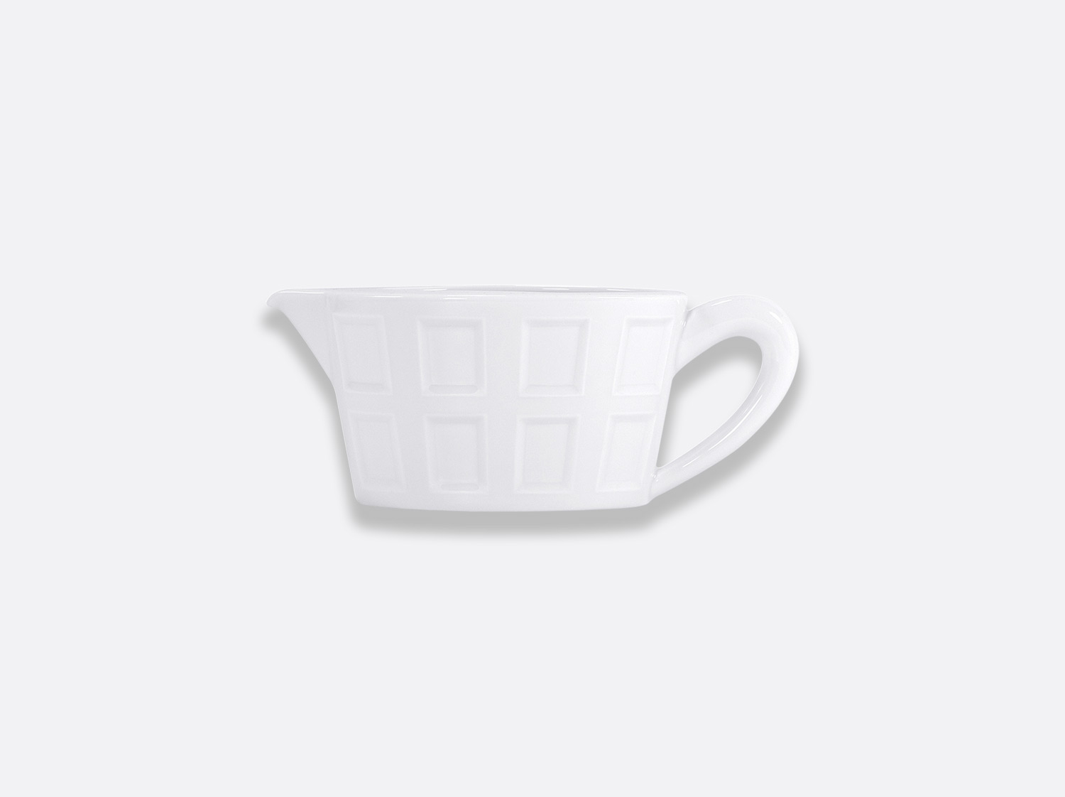 Saucière 25 cl en porcelaine de la collection Naxos Bernardaud