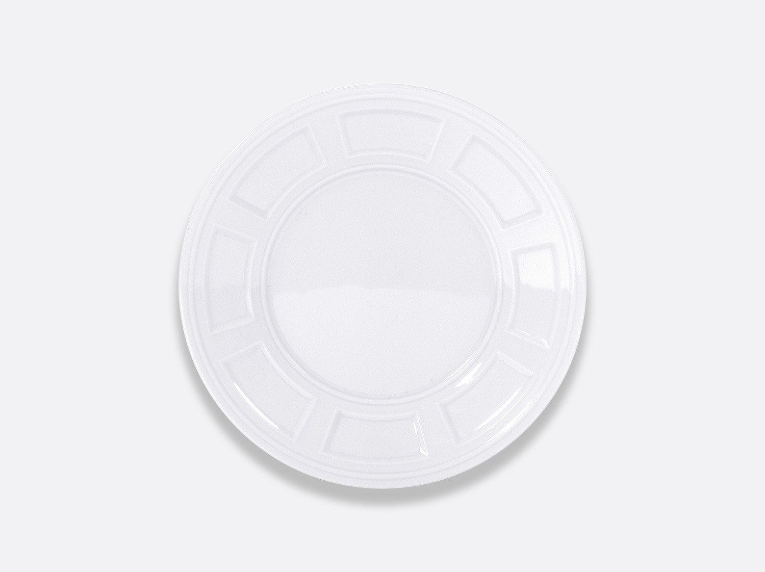 China Salad plate 21 cm of the collection Naxos | Bernardaud