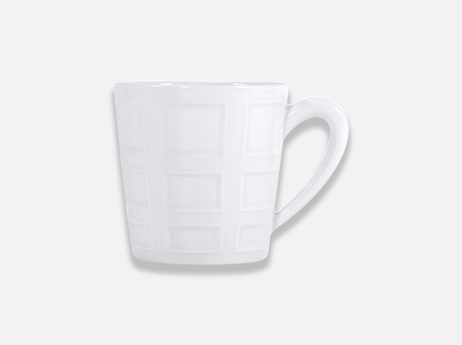Mug 27 cl en porcelaine de la collection Naxos Bernardaud
