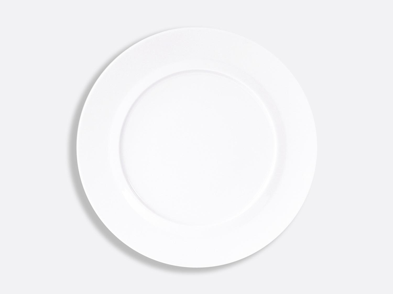 Assiette plate Shogun 29,5 cm en porcelaine de la collection Fusion Bernardaud