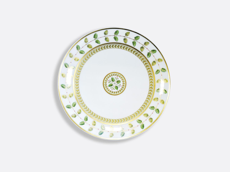 Assiette coupe à pain 16 cm en porcelaine de la collection Constance Bernardaud