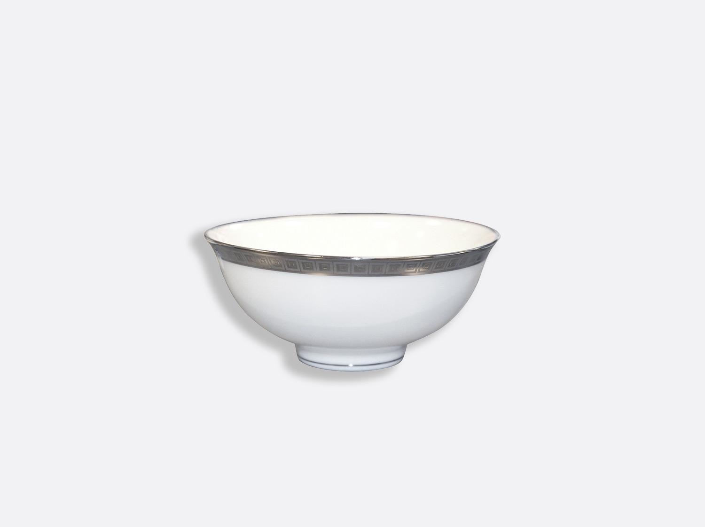 China Soup bowl 11 cm of the collection Athéna platinum | Bernardaud