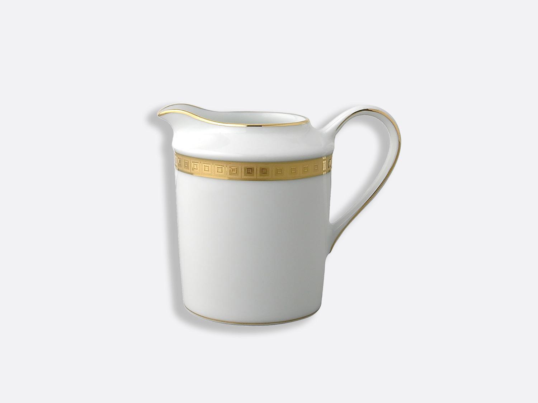Crémier 12 tasses 30 cl en porcelaine de la collection Athéna or Bernardaud