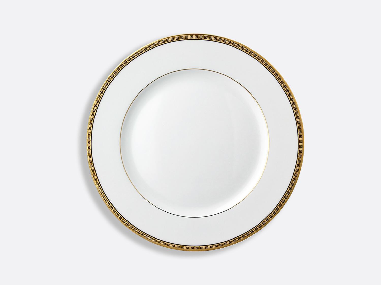 China Dinner plate 26 cm of the collection Athéna gold | Bernardaud