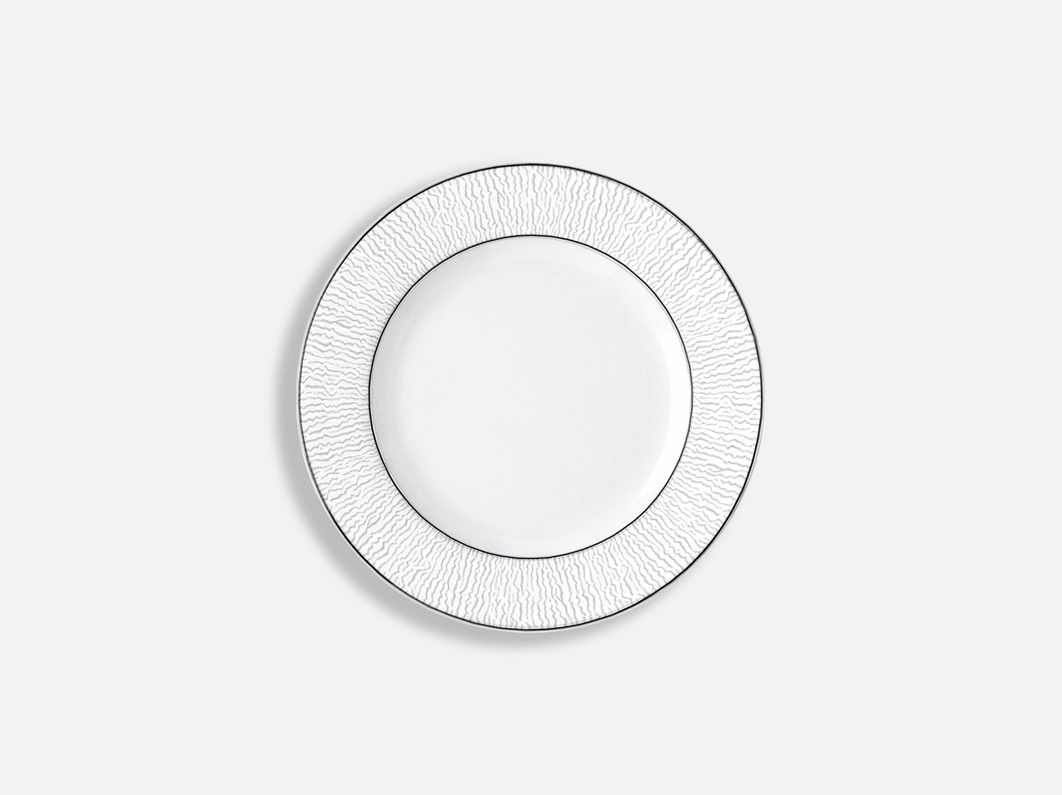 China Bread and butter plate 16 cm of the collection Dune | Bernardaud