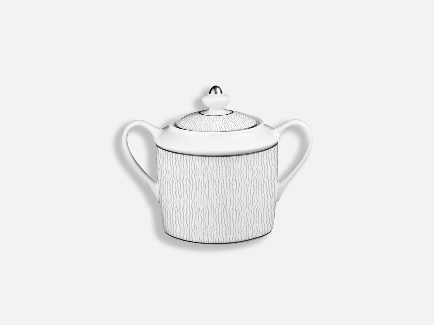China Sugar bowl 6 cups 20 cl of the collection Dune | Bernardaud