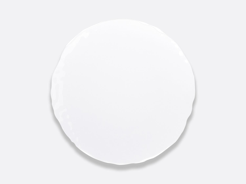 Assiette coupe Digital 26 cm en porcelaine de la collection Digital Bernardaud