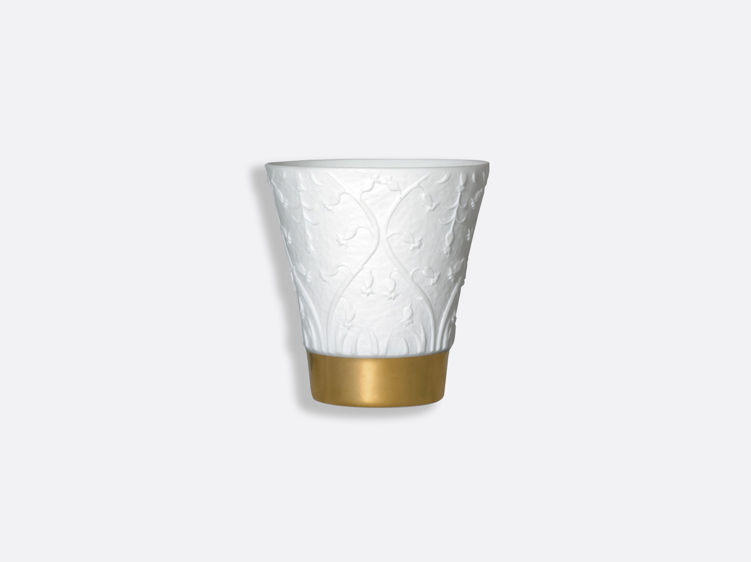China Hyacinth - gold of the collection Votive tumblers | Bernardaud