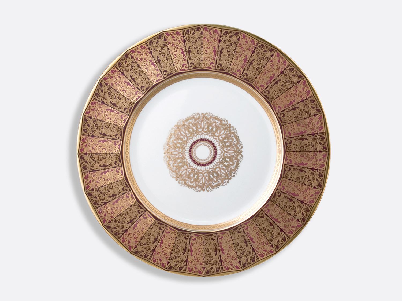 Assiette de présentation 32 cm en porcelaine de la collection Eventail Bernardaud
