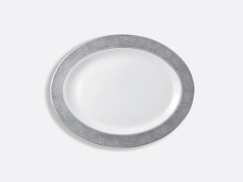 China Oval platter 38 cm of the collection Sauvage | Bernardaud