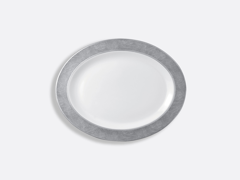 China Oval platter 33 cm of the collection Sauvage | Bernardaud