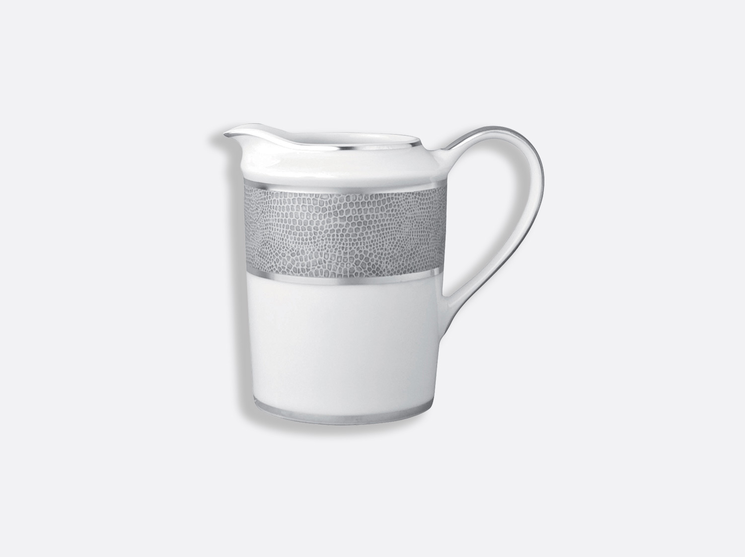 China Creamer 12 cups 30 cl of the collection Sauvage | Bernardaud