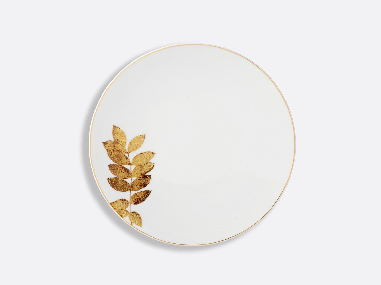 China Salad plate 21 cm of the collection Vegetal gold | Bernardaud